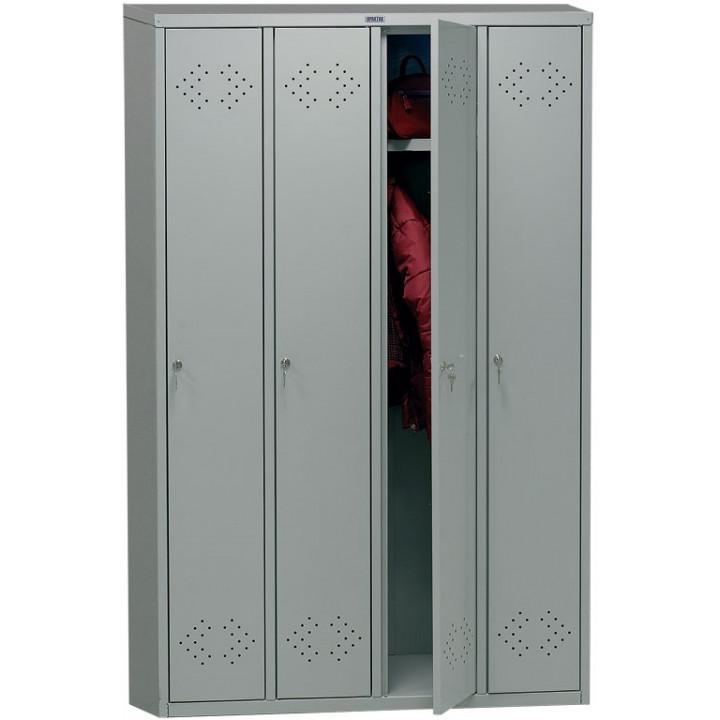 Шкаф раздевальный (локер) LS-41