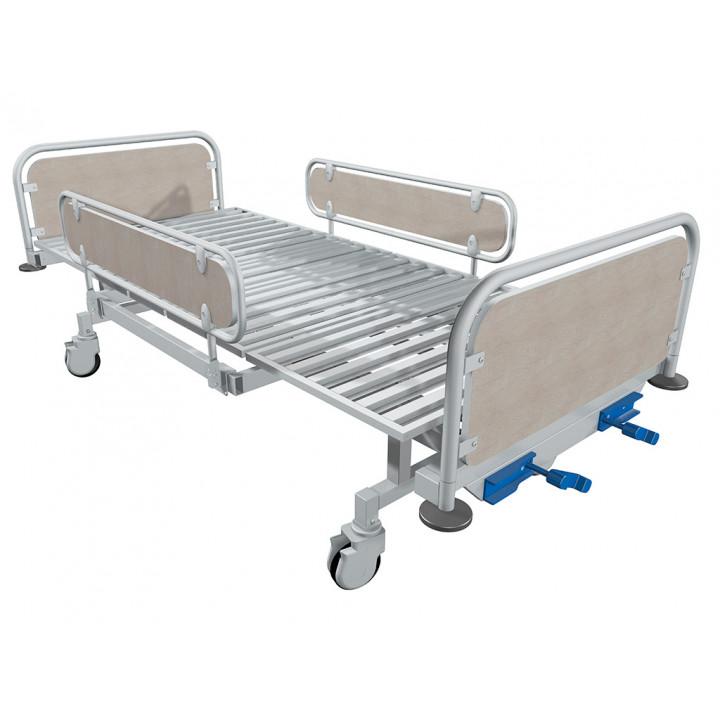 Кровать медицинская КМ-15